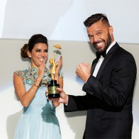 Ricky Martin, Global Gift Humanitarian Award