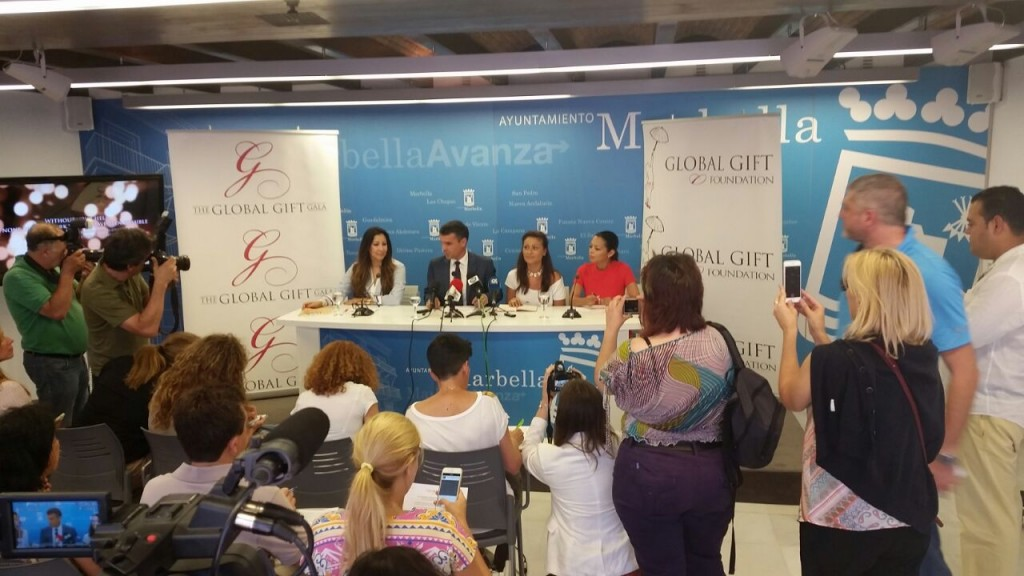 Rueda de Prensa Ayto de Marbella 25.6.15