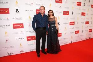 Bertín Osborne & Fabiola Martínez
