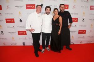 Chefs & Eva Longoria