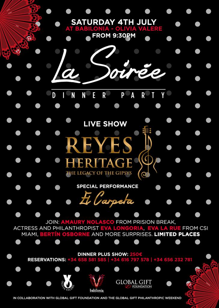 LA-SOIREE cartel