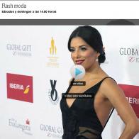 Flash Moda 19-7-15 entrevista a Eva Longoria, entrevistada en Marbella RTVE.es A la Carta