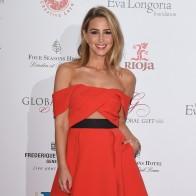 Rachel Stevens asiste a la Global Gift Gala celebrada en Londres